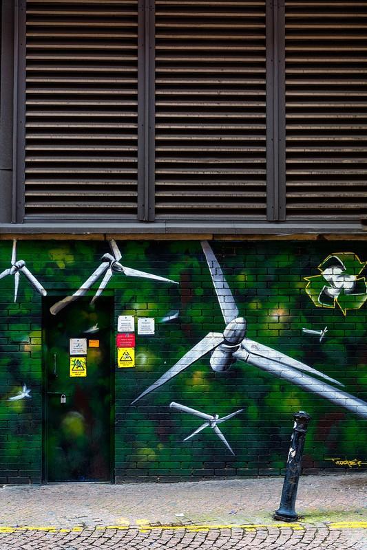 Eco art - Fine art