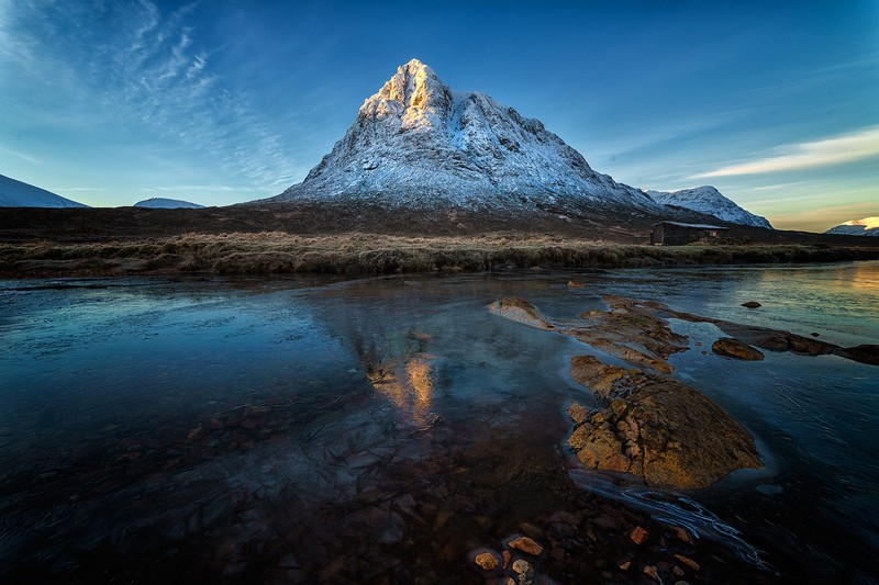 Reflecting the glory - Scottish landscapes