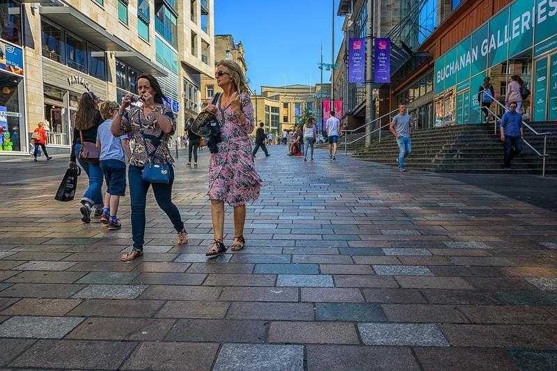 Retail therapy - street