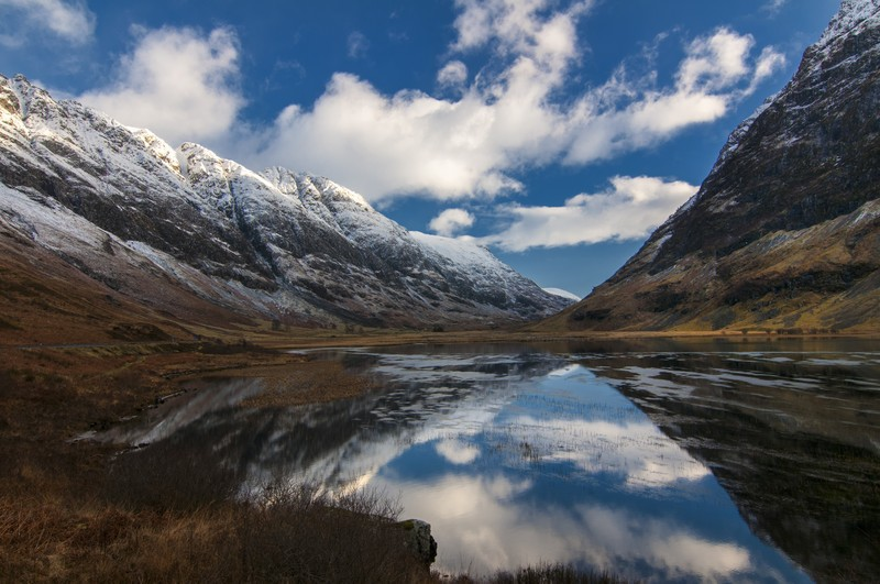 Reflected - Scottish landscapes