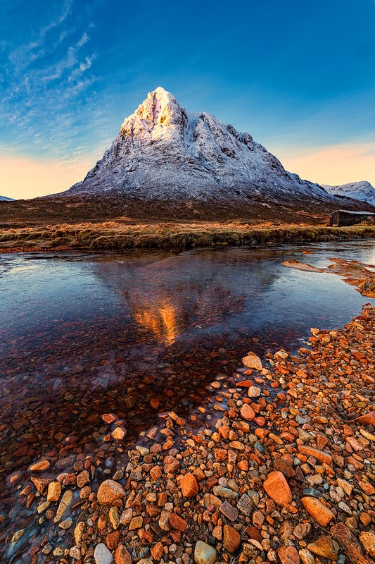 the magical mountain - Scottish landscapes