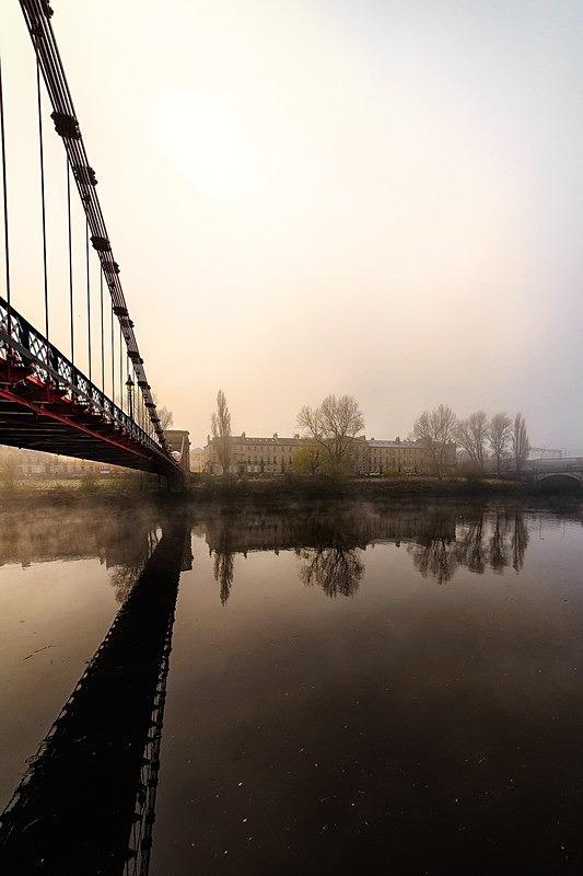 The bridge home - street