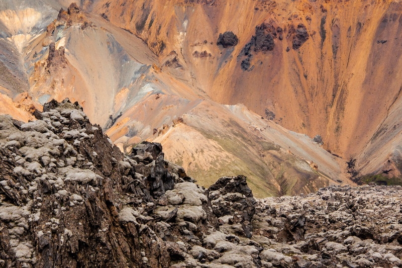 Geology in Iceland #2 - Iceland