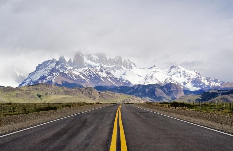 The Road to El Chalten, Argentina - Patagonia