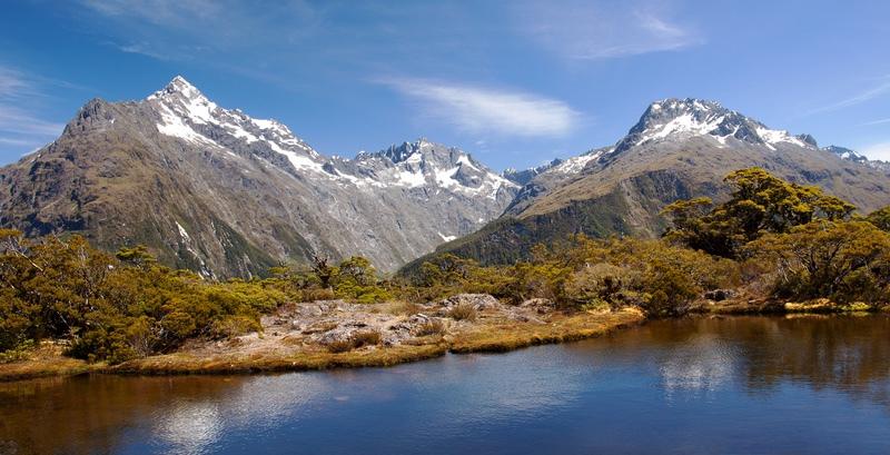 Key Summit, South Island, New Zealand - New Zealand