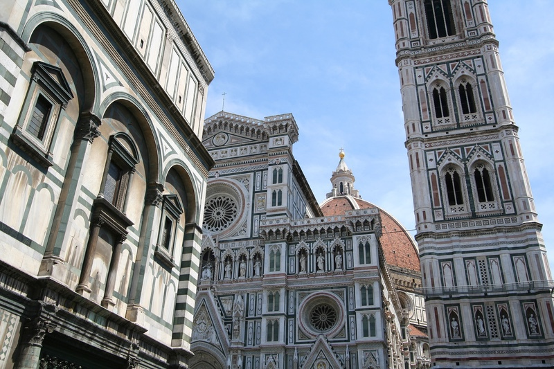 Marble, Florence, Italy - Sundry Locations