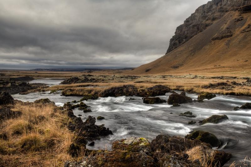 An Icelandic River - Iceland