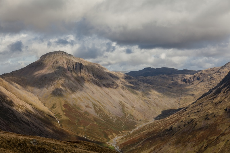 Great Gable - The Lake District