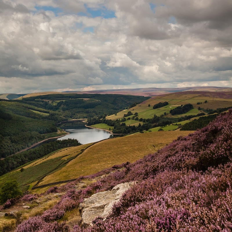 Ladybower, Derbyshire - Derbyshire, Dorset, Kent, & Leics