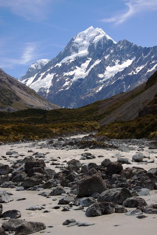 Cloud Piercer, South Island, New Zealand - New Zealand