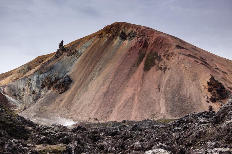 Brenninsteinsalda, Iceland - Iceland