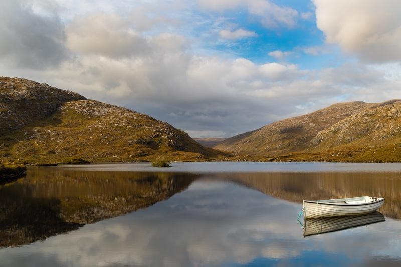 Lochannan Lacasdail - Scotland
