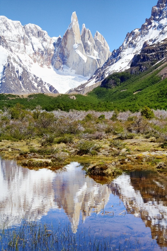 Cerro Torre Reflections, Argentina - Patagonia