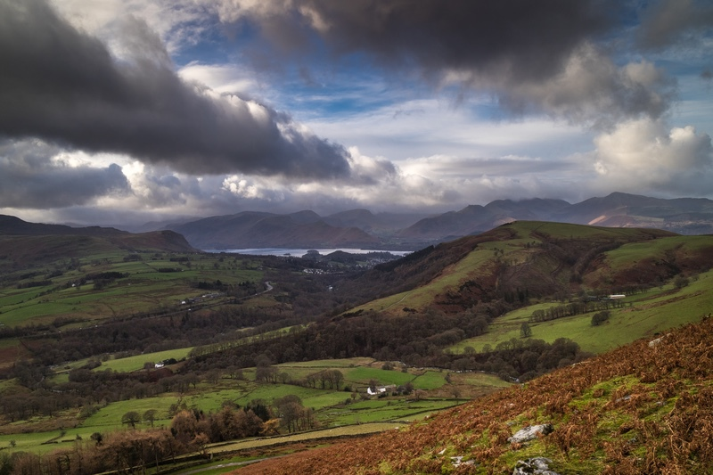 Heralds of the Storm - The Lake District