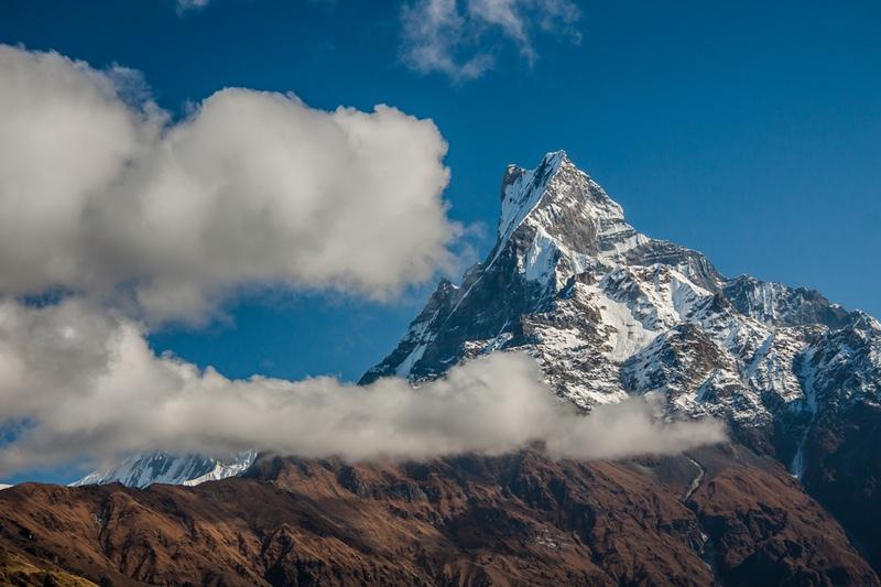 Machapuchare - Nepal