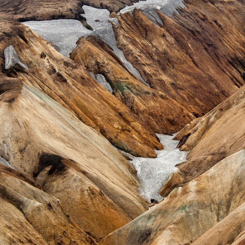 Geology in Iceland #1 - Iceland