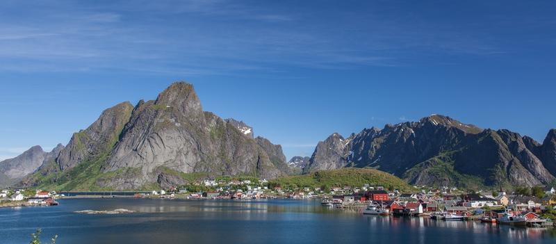 Reine, Lofoten Islands, Norway - Lofoten Islands