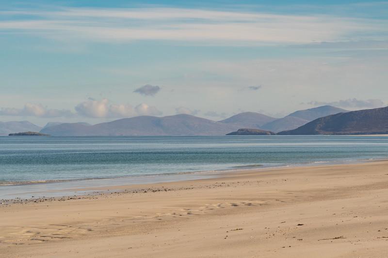 West Beach, Berneray - Scotland