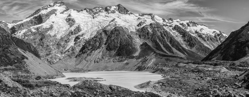 Mount Sefton, South Island, New Zealand - New Zealand