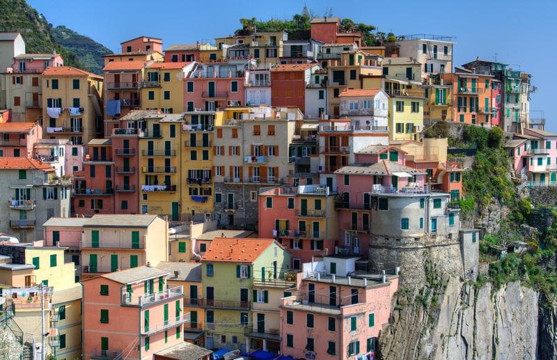 Manarola, Italy - Sundry Locations