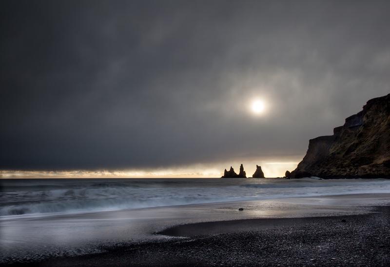 Reynisdrangar, Iceland - Iceland