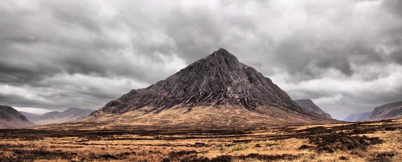 Buchaille Etive Mor - Scotland