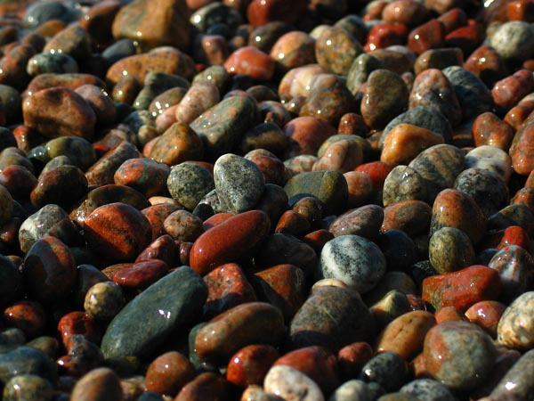 Pebbles of Colour - ARTSY/ABSTRACT