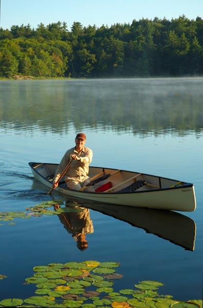 Canoe Reflections - OUTDOOR ACTIVITIES and EVENTS