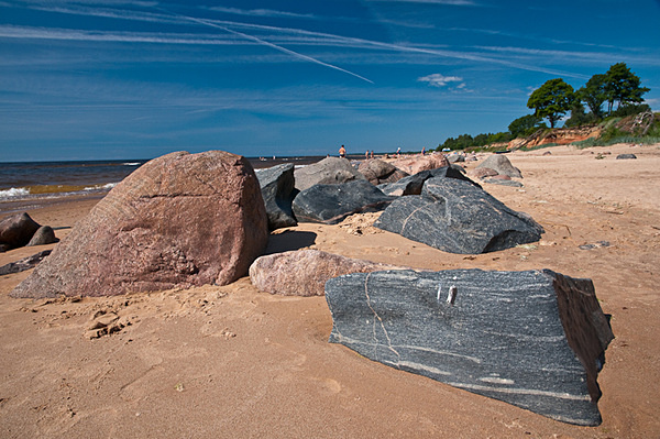 Latvian Seaside - TRAVEL