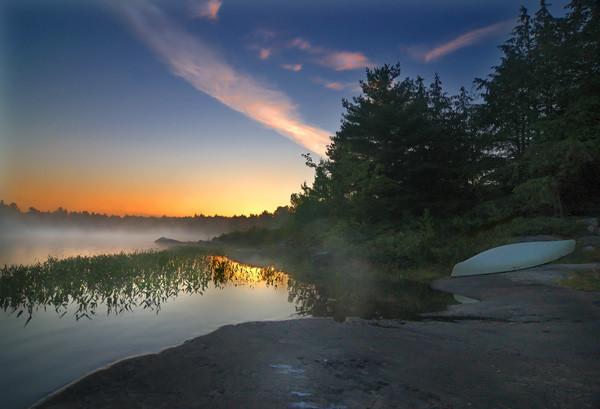 Massassauga Provincial Park - NATURE'S WINDOW