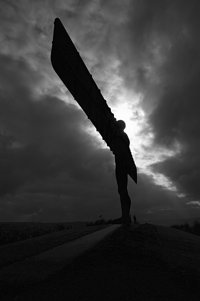 Angel of the North 1 - Landscapes