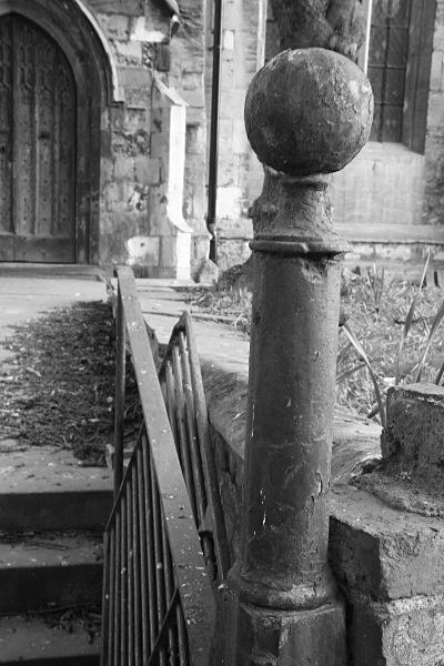 Iron Gates, Bullet Proof Soul - Landscapes