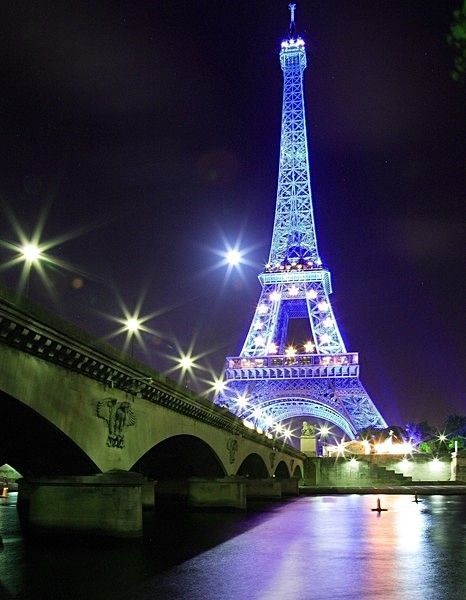 Eiffel Tower(2) - Greetings Cards