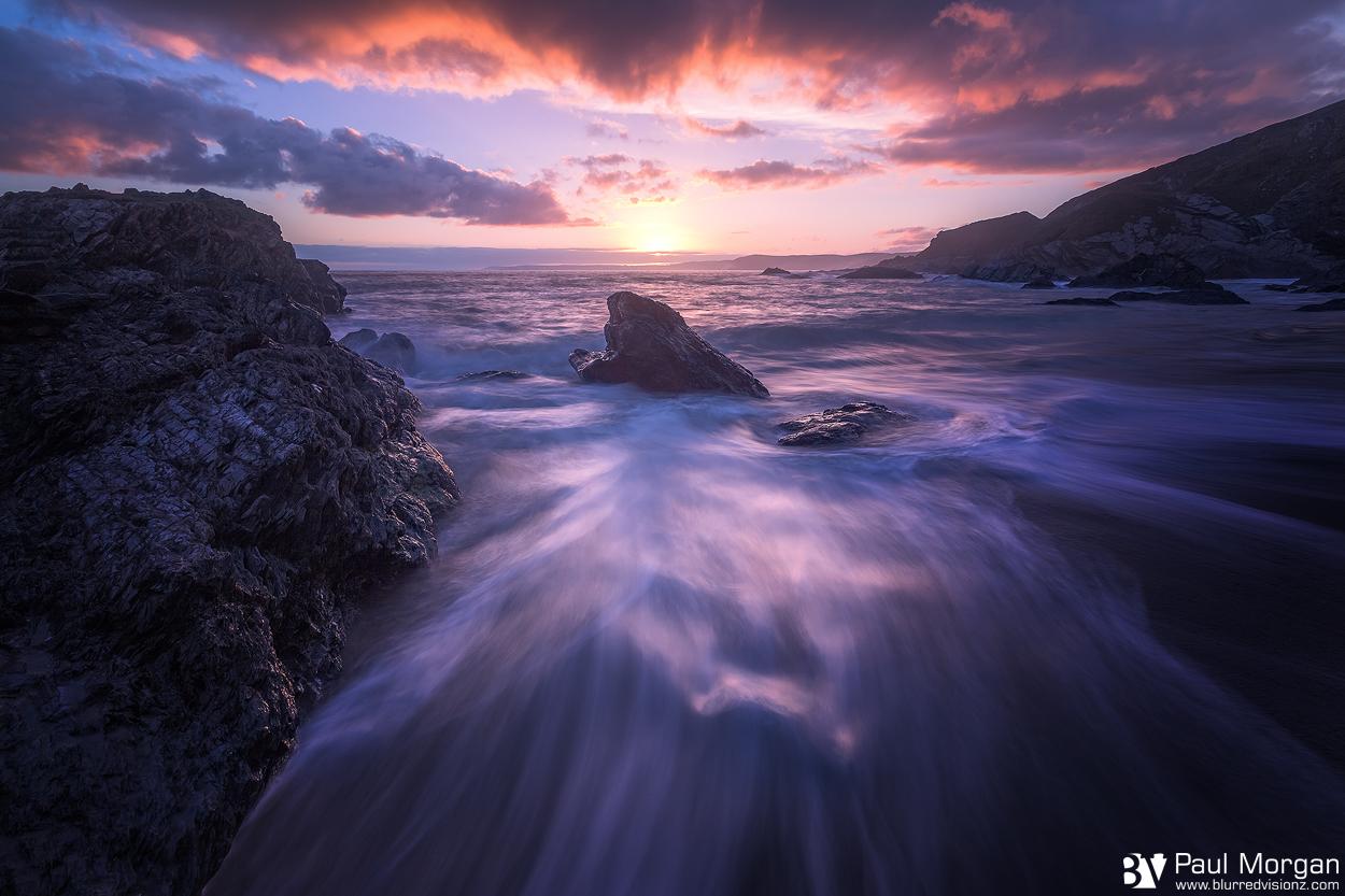 Sharrow Point Colour Rush - Landscape (Horizontal)