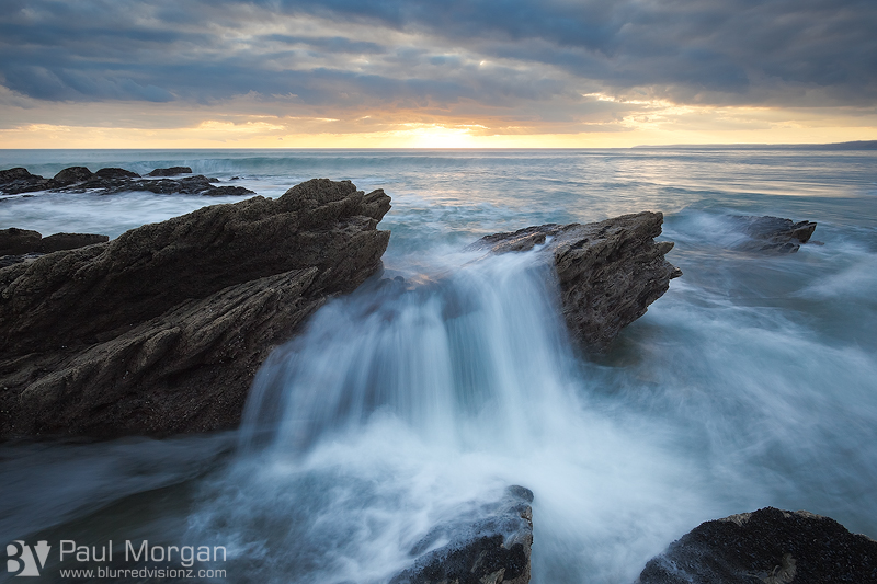 Shorefalls - Landscape (Horizontal)