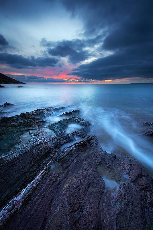 Tempered Coast II - Landscape (Vertical)