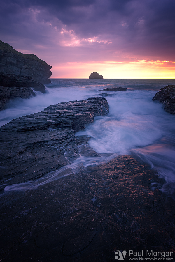 The Tide Is High - Landscape (Vertical)