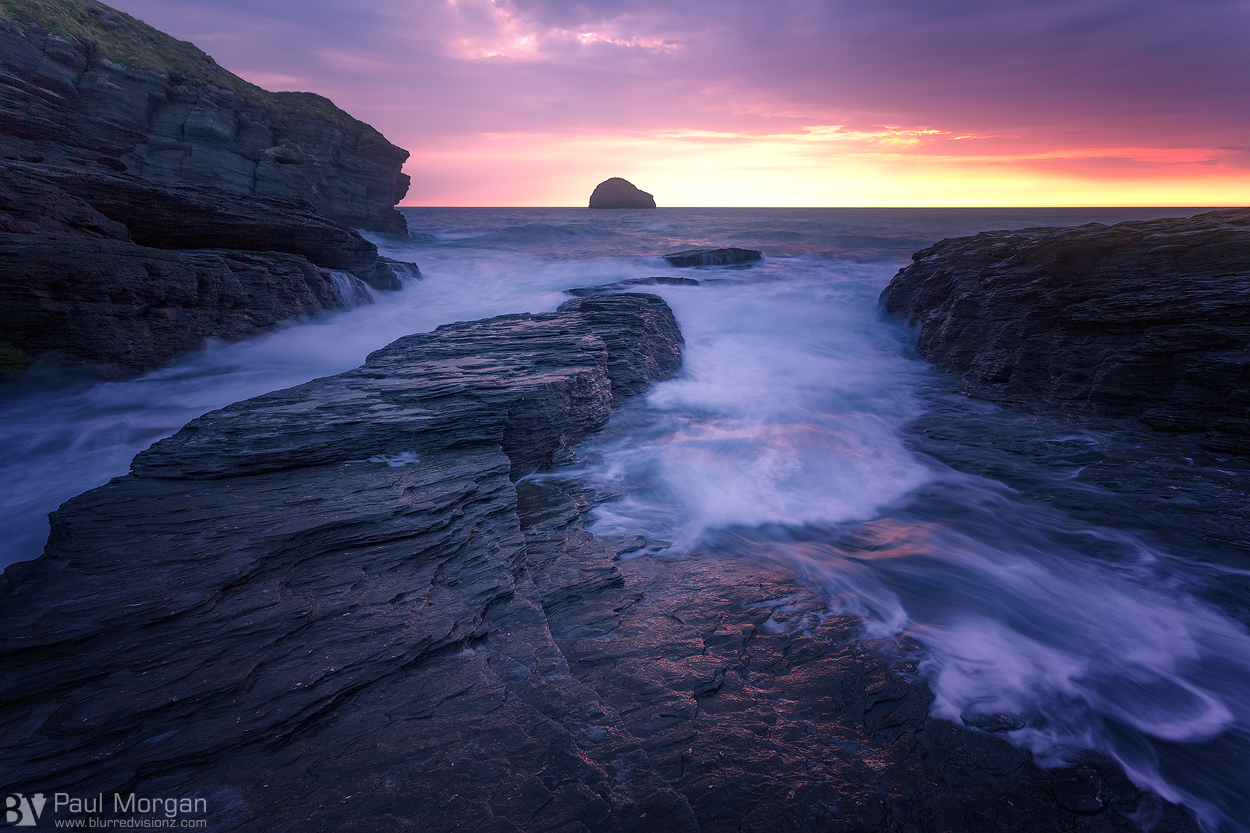 The Tide Is High II - Landscape (Horizontal)