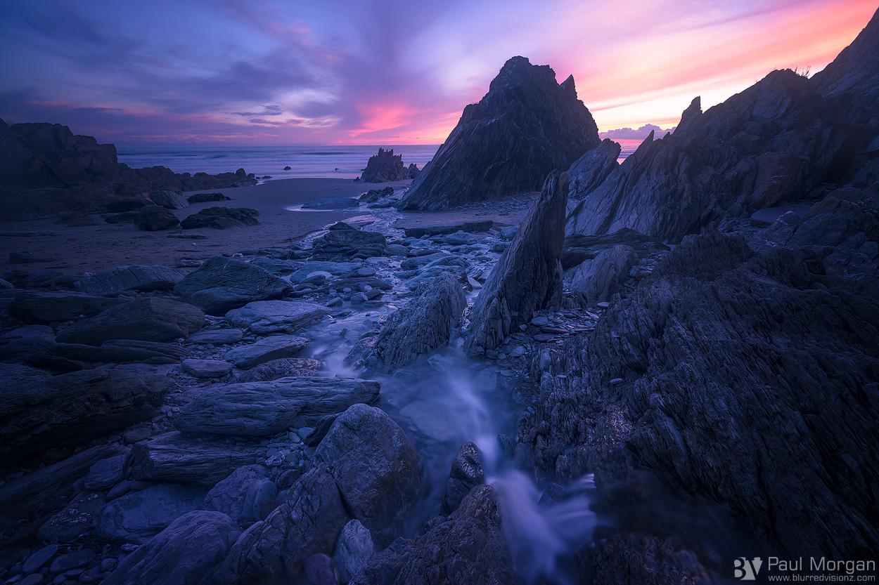 Freathy Fanfare II - Landscape (Horizontal)
