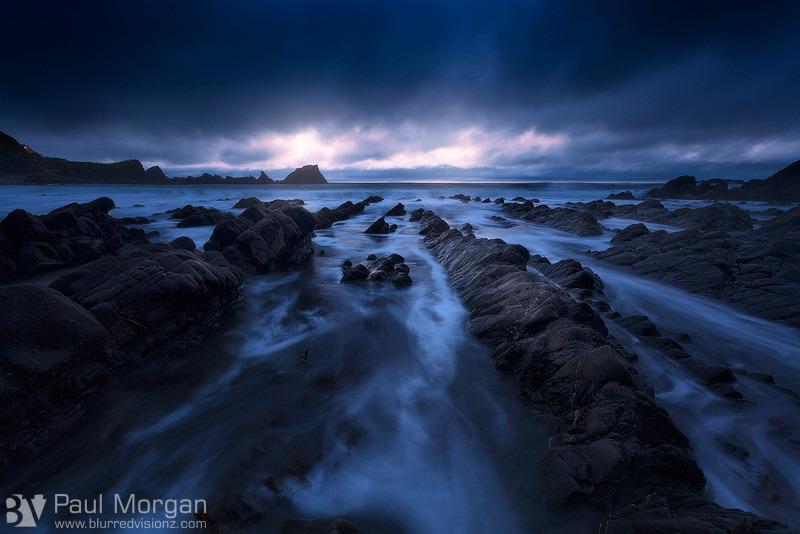 Melancholy Blues - Landscape (Horizontal)
