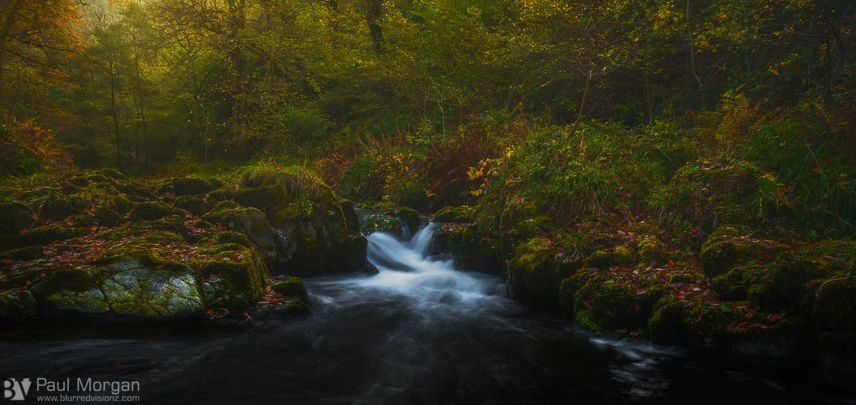 Stumble and Fall - Panorama