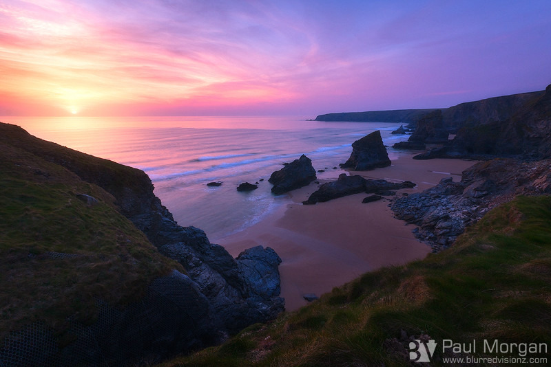 Bedruthan Beauty - Landscape (Horizontal)