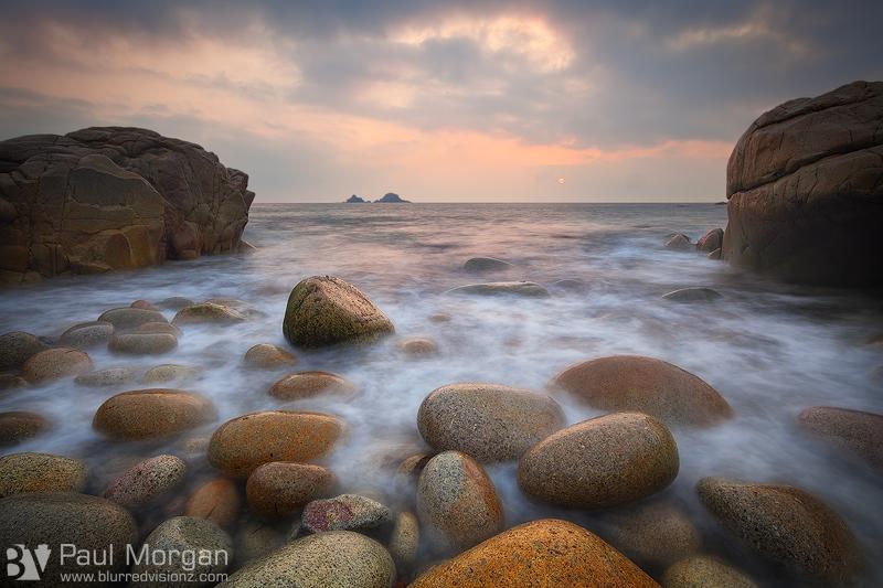 Fading Stonewash - Landscape (Horizontal)