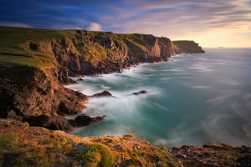 The Magic of Cornwall II - Landscape (Horizontal)