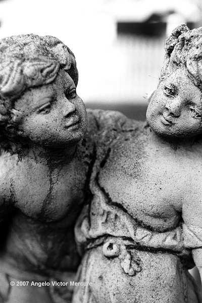 804 - Statuary Garden