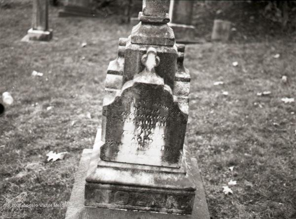 522 - Old Graveyards