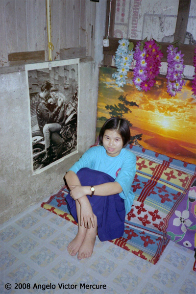 614 - Thai Country People