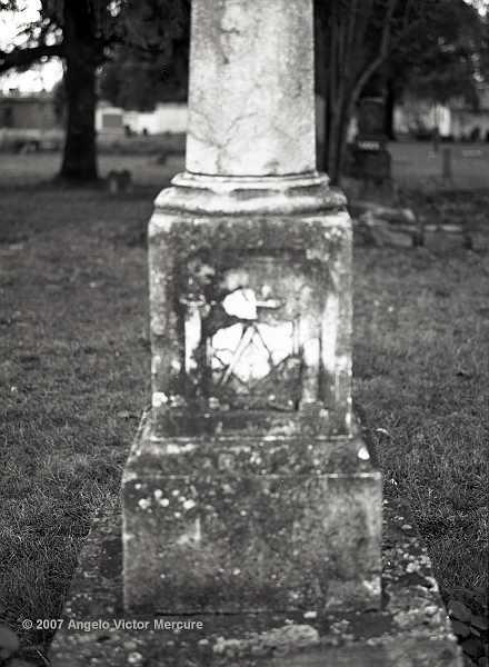 509 - Old Graveyards