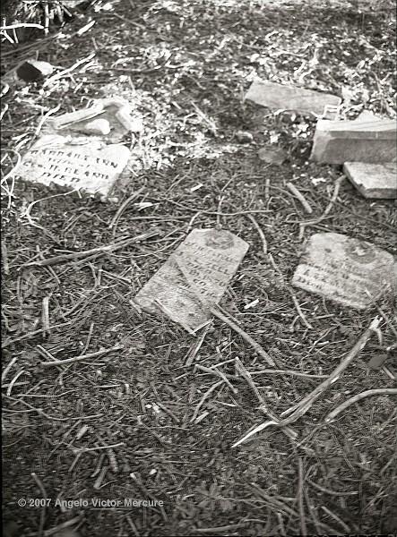517 - Old Graveyards
