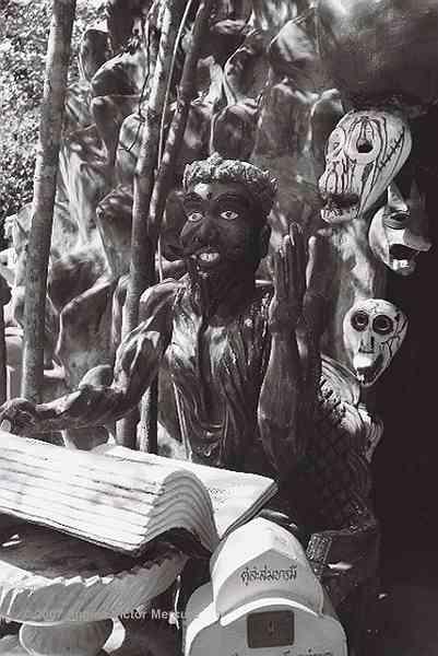 706 - Buddhist Hell Imagery